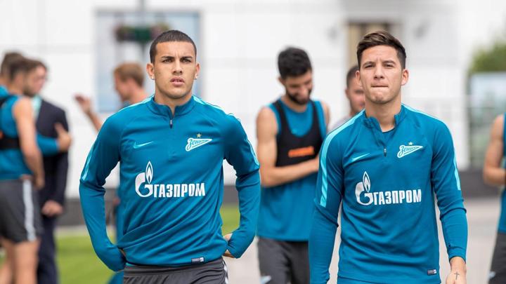 Состав ФК Зенит на сезон 2019-2020 | новые игроки, участники картинки