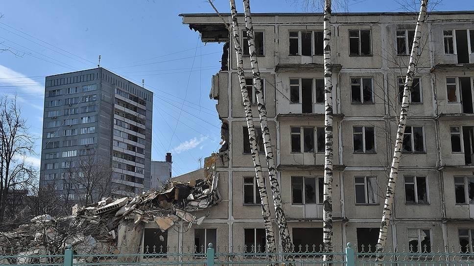 Капитальный ремонт пятиэтажек несносимых серий 2019 новые фото