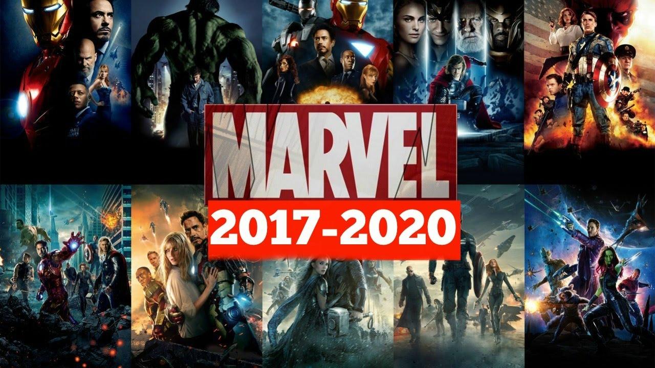 Фильмы Марвел 20182019: список