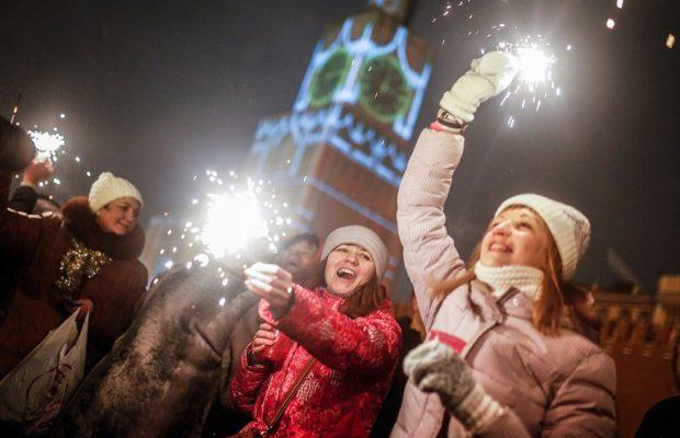 Смотреть Где встречать Новый 2019 год в Москве? Праздничные программы видео