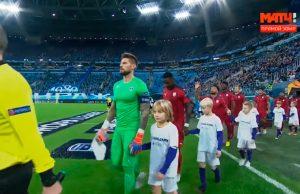 Видео обзор матча Зенит Бордо в 2018 году 8 ноября